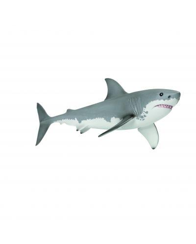 Фигурка Schleich от серията Дивия живот - Океан: Голяма бяла акула - 1