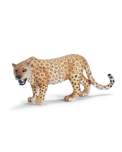 Фигурка Schleich от серията Дивия живот - Африка: Леопард - 1