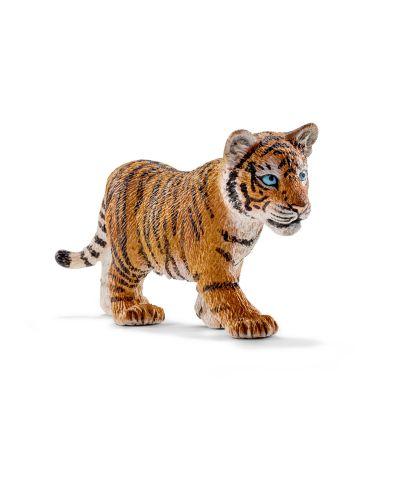 Фигурка Schleich от серията Дивия живот - Азия и Австралия: Тигър - бебе - 1