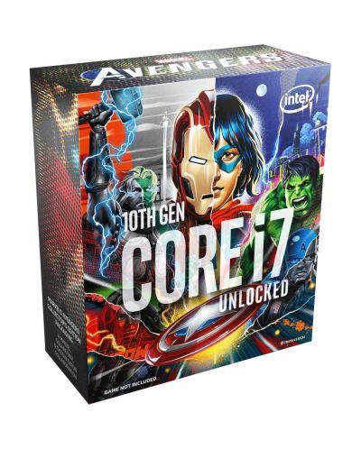 Процесор Intel Core i7 - 10700KA, Marvel Avengers Special Edition - 1