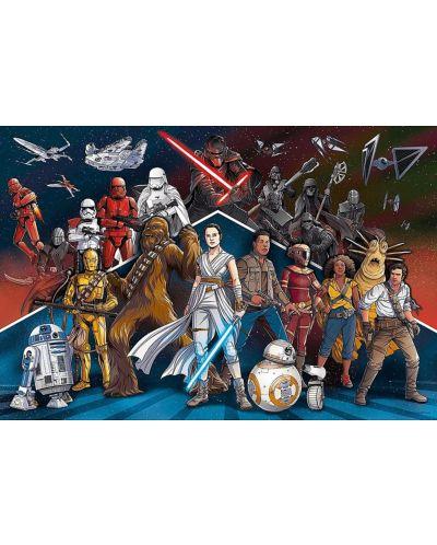 Пъзел Trefl от 160 части - Герои и Междузвездни войни - 2