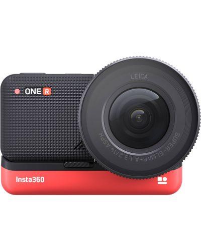 "Екшън камера INSTA - 360 One R 1"", черна - 1"