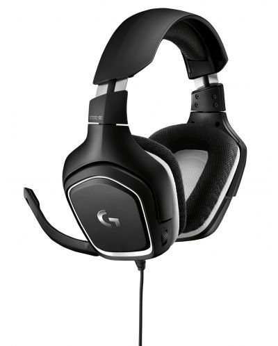 Гейминг слушалки Logitech - G332 Special Edition, черни - 1
