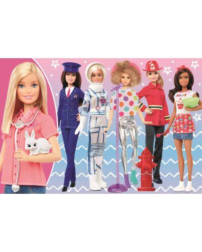 Пъзел Trefl от 100 части - Барби, Можеш да бъдеш какъвто пожелаеш - 2