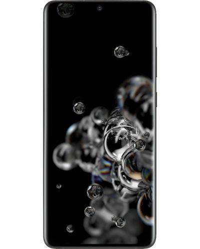 """Смартфон Samsung Galaxy S20 Ultra - 6.9"""", 128GB, черен - 1"""
