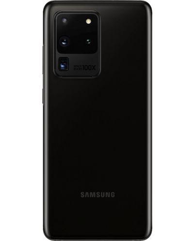 """Смартфон Samsung Galaxy S20 Ultra - 6.9"""", 128GB, черен - 4"""