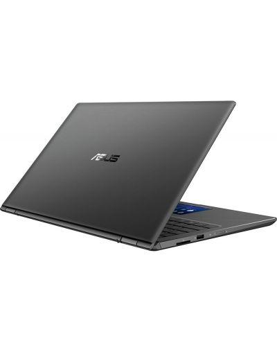 Лаптоп Asus ZenBook Flip 15 - UX562FDX-EZ023R, сив - 6