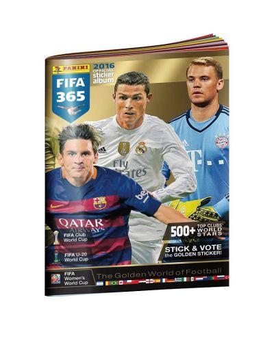 Албум Panini FIFA 365 2016г. - 1