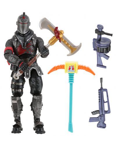 Комплект фигурки Jazwares Fortnite - Builder Set, с фигурка Black Knight, 40 части - 5