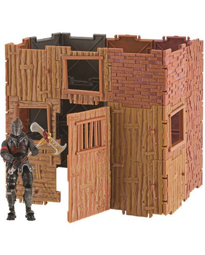 Комплект фигурки Jazwares Fortnite - Builder Set, с фигурка Black Knight, 40 части - 2