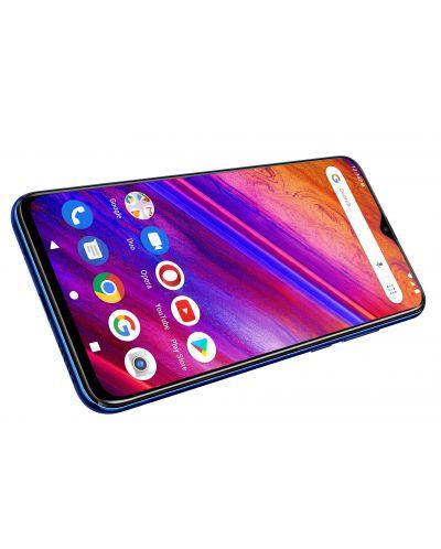 """Смартфон BLU G9 - 6.3"""", 64GB, син - 3"""