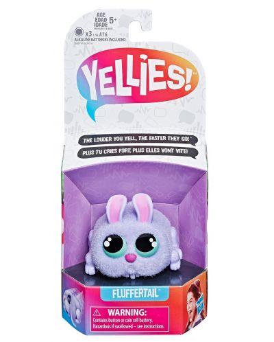 Интерактивна играчка Hasbro - Зайче Yellies!, асортимент - 1