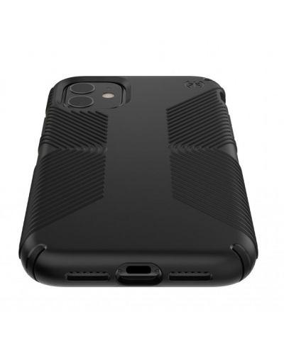 Калъф Speck - Presidio Grip, за iPhone 11, черен - 5