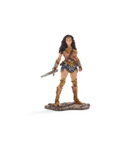 """Фигурка Schleich от серията """"Лигата на справедливостта"""": Жената чудо (Батман срещу Супермен) - 1"""