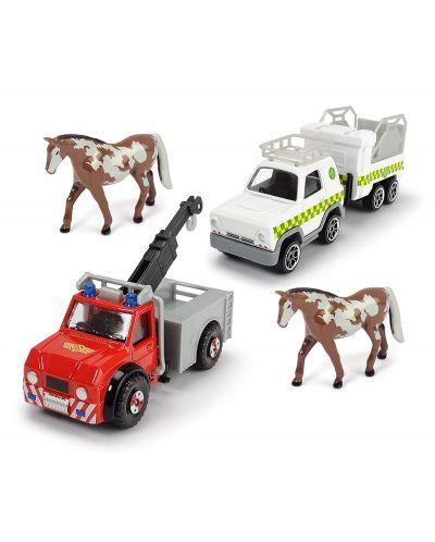 Игрален комплект Dickie Toys - Пожарникарят Сам (асортимент) - 4