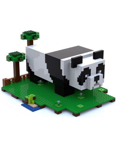 Конструктор Lego Minecraft - Детска градина за панди (21158) - 6