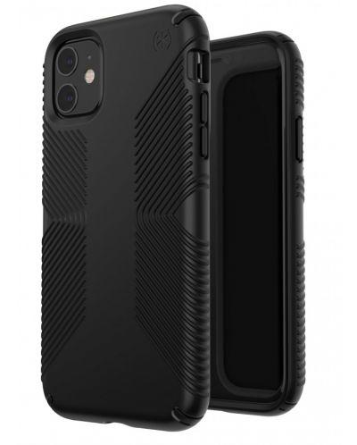 Калъф Speck - Presidio Grip, за iPhone 11, черен - 4