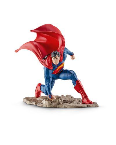 """Фигурка Schleich от серията """"Лигата на справедливостта"""": Супермен - коленичил - 1"""