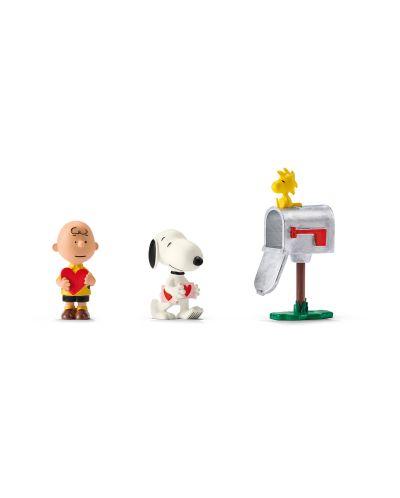 """Фигурка Schleich от серията """"Peanuts"""": Комплект Фъстъчета - Свети Валентин - 1"""