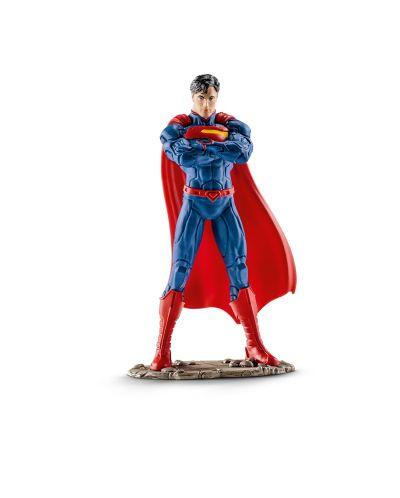 """Фигурка Schleich от серията """"Лигата на справедливостта"""": Супермен - 1"""