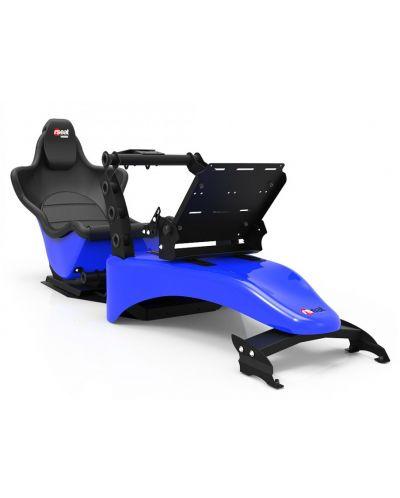 Racing Simulator RSeat RS Formula V2 - черен/син  - 1
