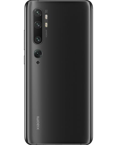"Смартфон Xiaomi Mi Note 10 - 6.47"", 128GB, midnight black - 2"