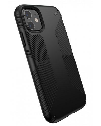 Калъф Speck - Presidio Grip, за iPhone 11, черен - 7