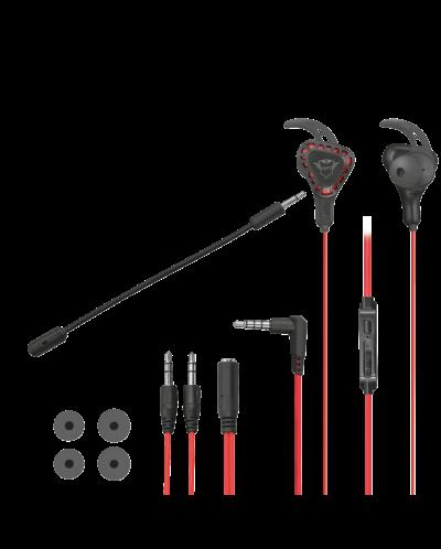 Гейминг слушалки Trust GXT 408 - Cobra Multiplatform - 4