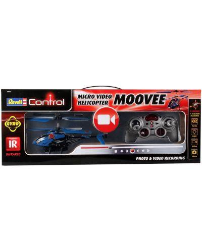Радиоуправляем видео хеликоптер Revell - Moovee (24067) - 8