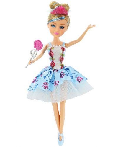 Кукла Funville Sparkle Girlz - Балерина Super Sparkly, 27 cm, асортимент - 1