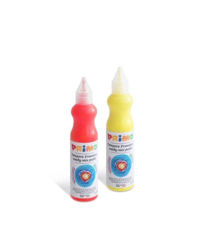 Темперни бои Primo - 6 цвята, 75 ml - 2