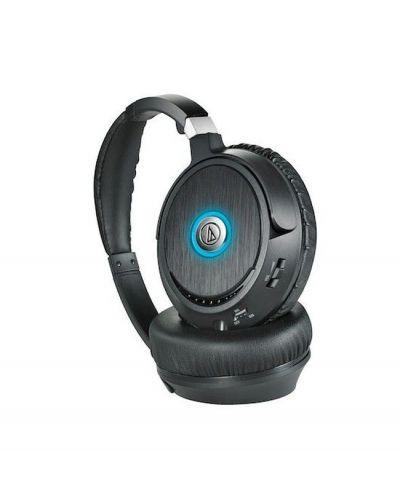 Слушалки Audio-Technica ATH-ANC70 - черни - 1