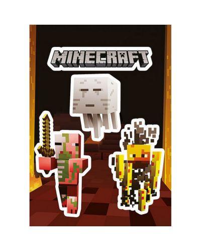 Стикери GB eye Minecraft - Monsters  - 1