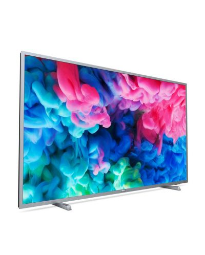 "Смарт телевизор Philips - 65PUS6523/12, 65"", 4K UHD LED, сребрист - 2"