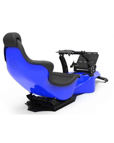 Racing Simulator RSeat RS Formula V2 - черен/син  - 6