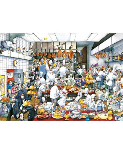 Пъзел Heye от 1500 части - Bon apetit!, Роже Блашон - 2