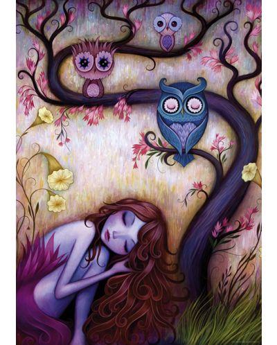 Пъзел Heye от 1000 части - Дървото на желанията, Джеремая Кетнер - 2
