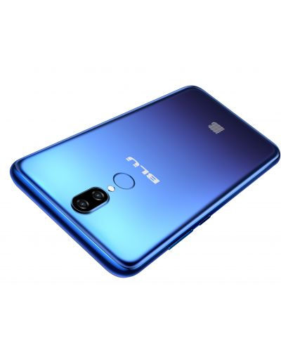 """Смартфон BLU G9 - 6.3"""", 64GB, син - 6"""