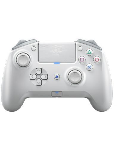 Геймпад Razer Raiju Tournament Edition - Mercury, за PS4/PC, v1.04 - 1