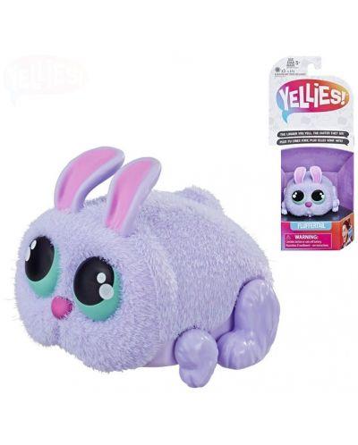 Интерактивна играчка Hasbro - Зайче Yellies!, асортимент - 3