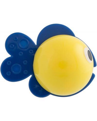 Играчка за баня Ambi Toys - Рибки за балончета Bubble Fish - 5