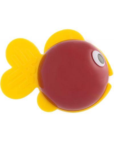 Играчка за баня Ambi Toys - Рибки за балончета Bubble Fish - 3