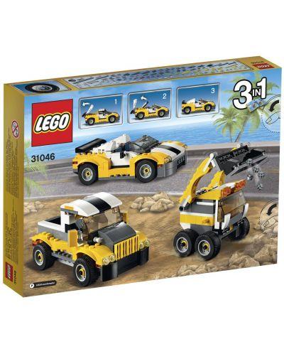 Lego Creator: Бърза кола (31046) - 3