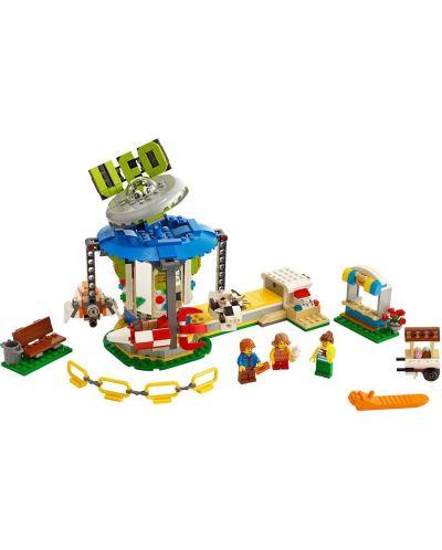 Конструктор 3 в 1 Lego Creator - Fairground Carousel (31095) - 2