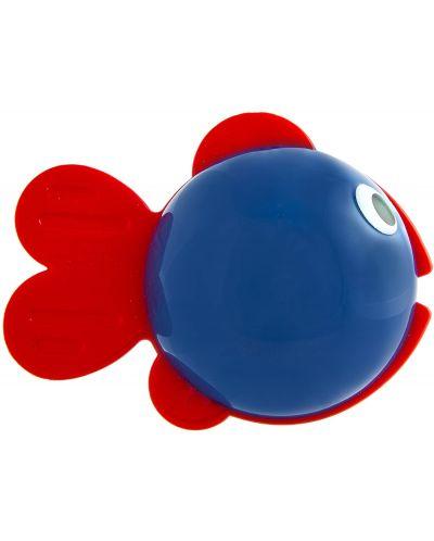 Играчка за баня Ambi Toys - Рибки за балончета Bubble Fish - 4