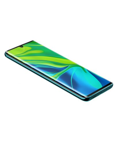 "Смартфон Xiaomi Mi Note 10 - 6.47"", 128GB, aurora green - 4"