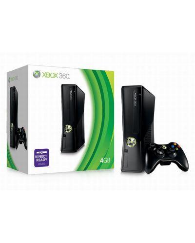 Xbox 360 Slim 4GB Console - 2