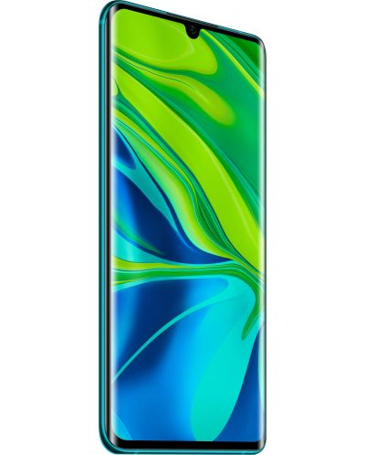 "Смартфон Xiaomi Mi Note 10 - 6.47"", 128GB, aurora green - 2"