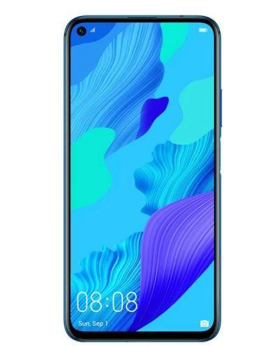 """Смартфон Huawei Nova 5T - 6.26"""", 128GB, crush blue - 1"""