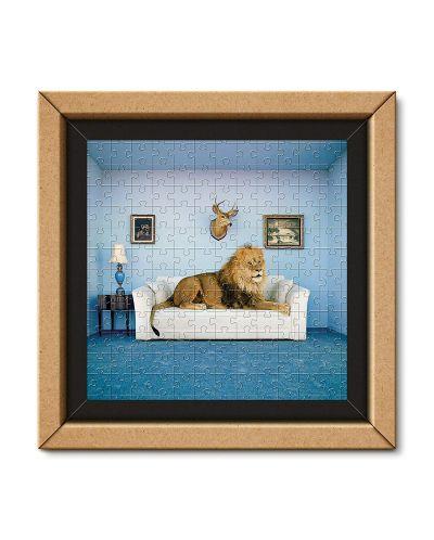 Пъзел Clementoni Frame Me Up от 250 части - Властелинът на къщата - 4